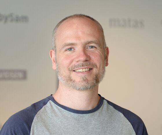 Tommy Hovgaard Guldbjerg, Software Architect, Hesehus