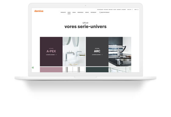 Web design that meets user expectations
