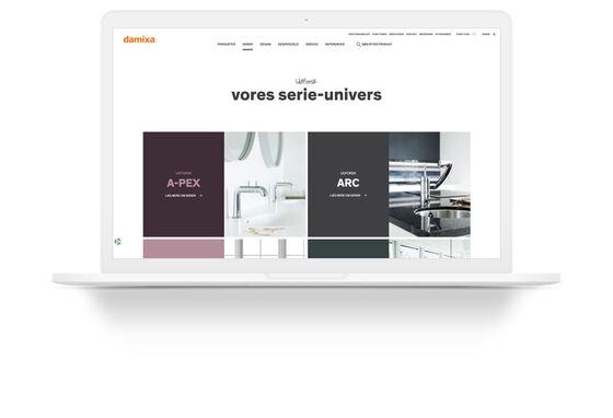 Webdesign, der imødekommer brugerens forventninger
