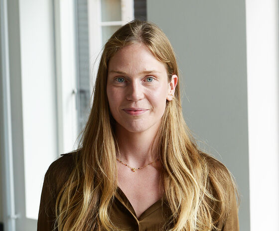 Betine Knudsen Sauer, Project Manager, Hesehus