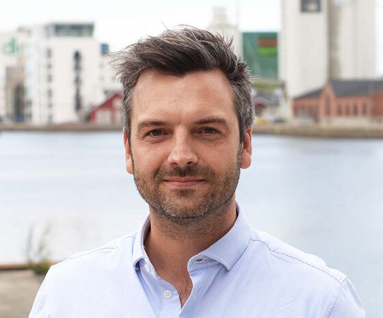 Christian Solmunde Michelsen, Head of Commercial, Hesehus