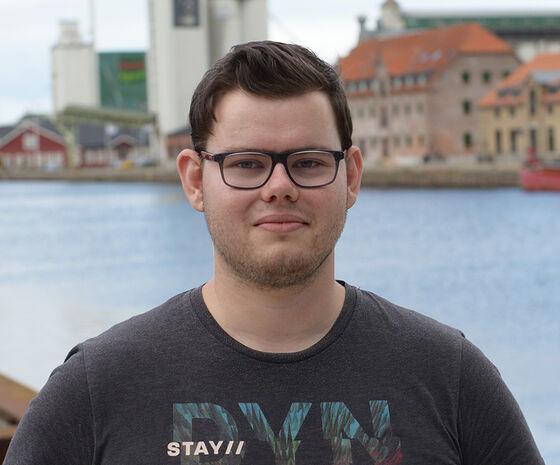 Morten Kargo Lyngesen, Software Development Intern, Hesehus