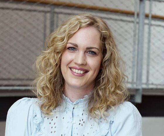 Louise Schorjahn Iversen, Marketing Coordinator, Hesehus